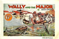 Wally and the Major [Herald] (Herald and Weekly Times, 1942? series) #6 — Untitled