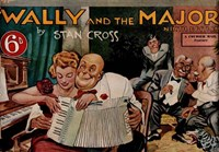 Wally and the Major [Courier-Mail] (Herald and Weekly Times, 1942 series) #9 — Untitled