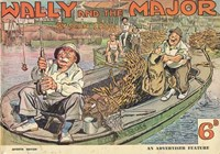 Wally and the Major [Advertiser] (Herald and Weekly Times, 1942 series) #7 ([December 1948])