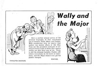 Wally and the Major [Herald] (Herald and Weekly Times, 1942? series) #12 — Wally and the Major (page 1)