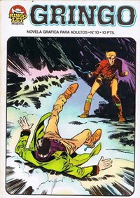 Gringo (IMDE, 1970 series) #10 (May 1971)