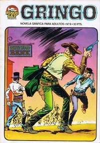 Gringo (IMDE, 1970 series) #9 — No title recorded