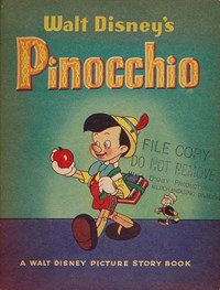 What Disney's Pinocchio (Ayers & James, 1940?)  ([1940?])