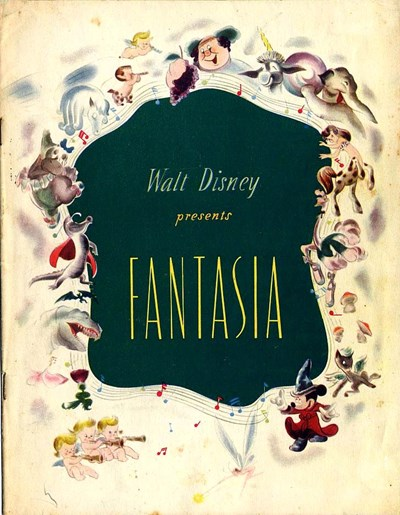 Walt Disney Presents Fantasia (John Sands, 1941?)  ([1941?])