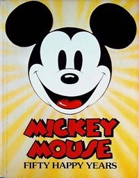 Mickey Mouse Fifty Happy Years (Golden Press, 1978?)  ([1978?])