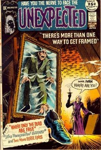 The Unexpected (DC, 1968 series) #128 (October 1971)