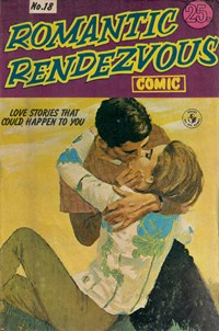 Romantic Rendezvous Comic (Sport Magazine, 1968 series) #18