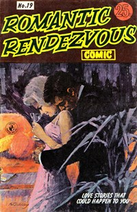 Romantic Rendezvous Comic (Sport Magazine, 1968 series) #19