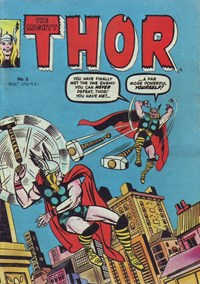 The Mighty Thor (Yaffa/Page, 1977? series) #5 — Untitled