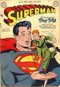 Superman (DC, 1939 series) #58 (May-June 1949)