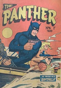 The Panther (Youngs, 1957 series) #4 — Quintinella