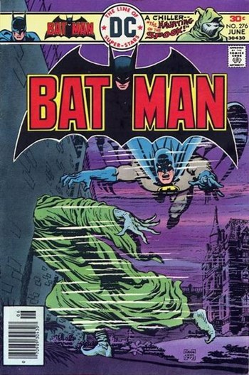 Batman (DC, 1940 series) #276 (June 1976)