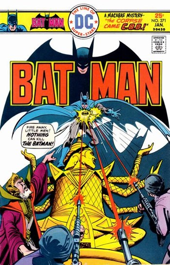 Batman (DC, 1940 series) #271 (January 1976)