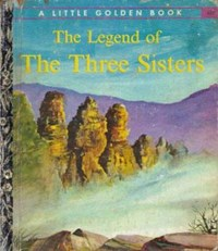 The Legend of the Three Sisters (Golden Press, 1971?)  ([1971?])