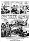 Army at War (Murray, 1982?)  — The Three Tanks (page 1)