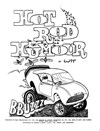Hot Rod Humour (Yaffa/Page, 1975? series) #1 — Hot-Rod Humour (page 1)