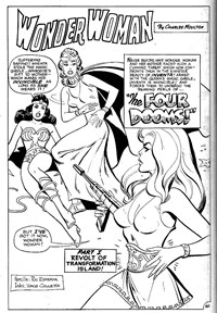 Tales of the Amazons (Murray, 1981?)  — The Four Dooms!