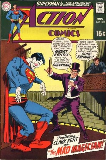 Action Comics (DC, 1938 series) #382 (November 1969)