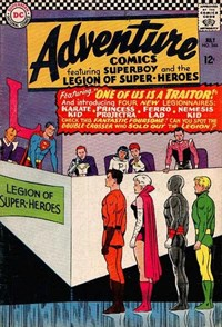 Adventure Comics (DC, 1938 series) #346 — One Of Us Is A Traitor!