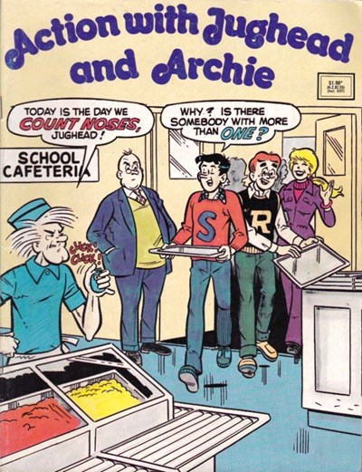 Action with Jughead and Archie (Yaffa, 1987)  (1987)