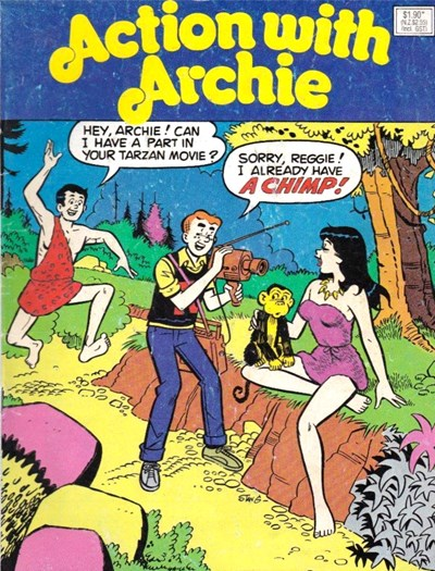 Action With Archie (Yaffa, 1987)  (1987)