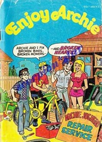 Enjoy Archie (Yaffa, 1979? series) #1
