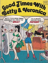Good Times with Betty & Veronica (Yaffa, 1990)  (1990)