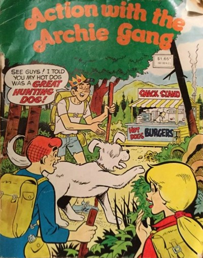 Action With the Archie Gang (Yaffa, 1985?)  ([1985?])