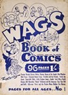Wags Book of Comics (United Press, 1940? series) #1 ([1940])