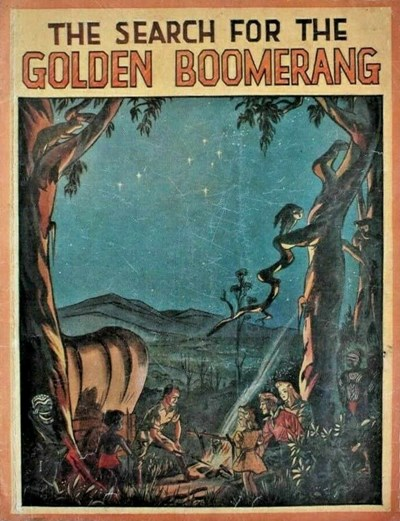 The Search for the Golden Boomerang (Winn & Co., 1941)  (1941)