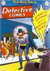 Detective Comics (DC, 1937 series) #163 (September 1950)