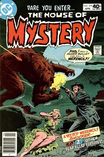 House of Mystery (DC, 1951 series) #279 (April 1980)