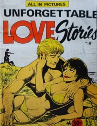 Unforgettable Love Stories (Yaffa/Page, 1978? series) #8 — Untitled