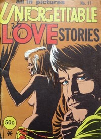 Unforgettable Love Stories (Yaffa/Page, 1978? series) #11 — Untitled (Cover)