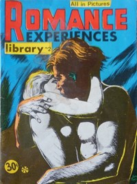 Romance Experiences Library (Yaffa/Page, 1975? series) #2 — Untitled
