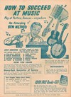 Curly Kayoe (New Century, 1951? series) #32 — The Sampson School of Music (page 1)