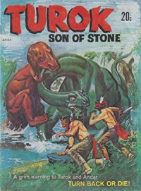 Turok Son of Stone (Magman, 1975) #25143 ([1975])