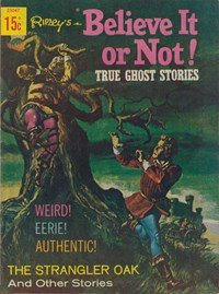 Ripley's Believe It or Not! True Ghost Stories (Magman, 1973) #23047 (1973)