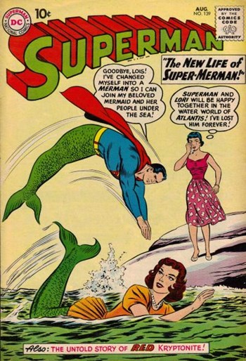 The New Life of Super-Merman!