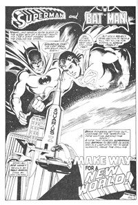 Bumper Batcomic (Murray, 1978 series) #11 — Make Way for a New World!