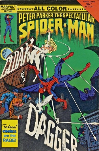 Peter Parker, the Spectacular Spider-Man (Federal, 1985?)  ([July 1985])