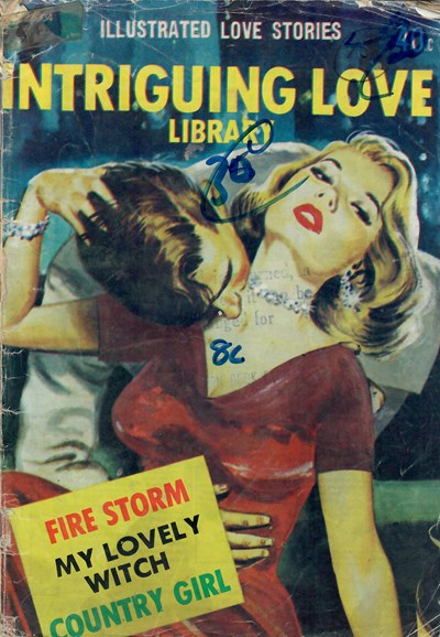 Intriguing Love Library (South Pacific/Jubilee, 1978) #38004 (1978) —Illustrated Love Stories
