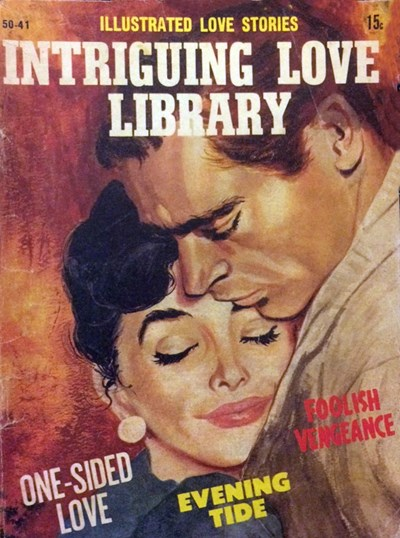Intriguing Love Library (Jubilee, 1970?) #50-41 ([1970])