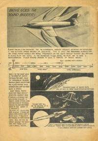 Little Trimmer Comic (Approved, 1950 series) #15 — Bang Goes the Sound Barrier! (page 1)