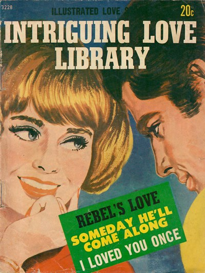 Intriguing Love Library (Jubilee, 1972) #3228 ([September 1972]) —Illustrated Love