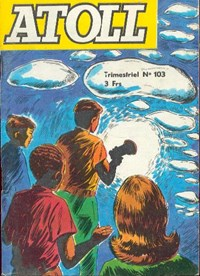 Atoll (J&V, 1967 series) #103 — No title recorded