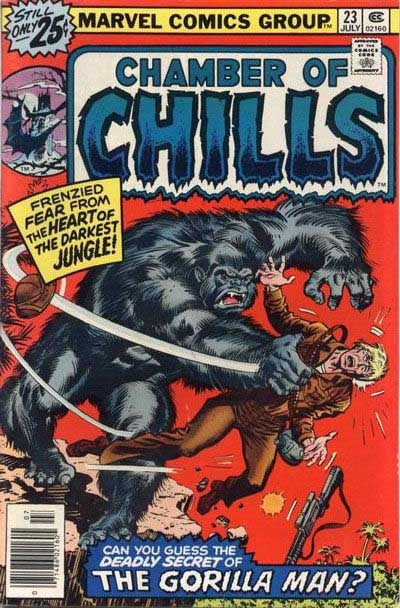 Chamber of Chills (Marvel, 1972 series) #23 (July 1976)