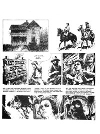 Strange Tales of the Wild West (Gredown/Boraig, 1980?)  — The Mohave Rose (page 2)