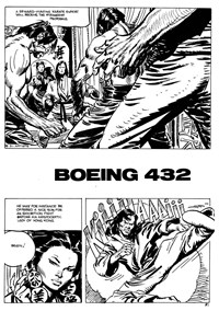 Planet Series 3 (Murray, 1980 series) #6 — Boeing 432 (page 1)