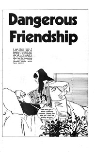 Young Love (KG Murray, 1975 series) #21 — Dangerous Friendship (page 1)